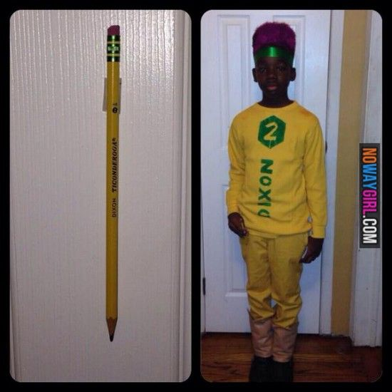Pencil Halloween Costume | fun | Pinterest | Halloween costumes