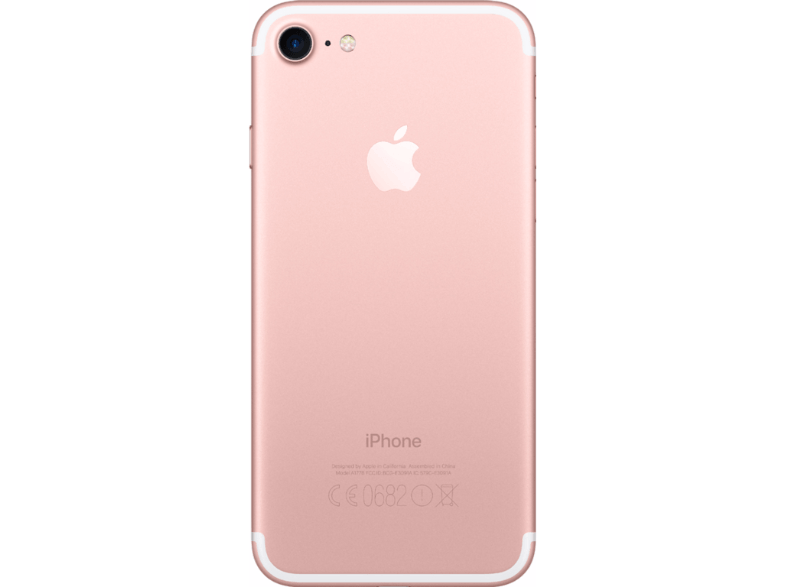 Iphone 7s rose gold mediamarkt