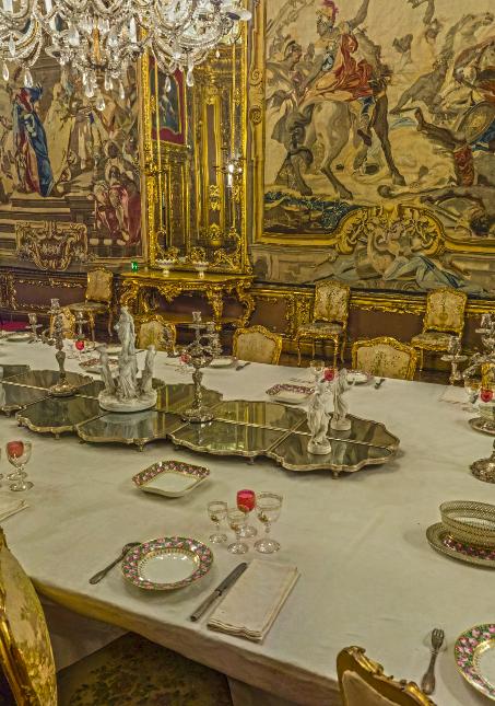 visita la Sala da Pranzo di Palazzo Reale su: www.italyart ...