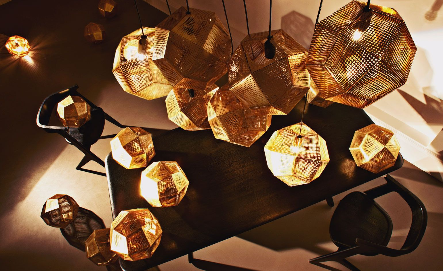 Salone Del Mobile 2015 Brass Pendant Lamp Metal Chandelier Modern Lamp Shades