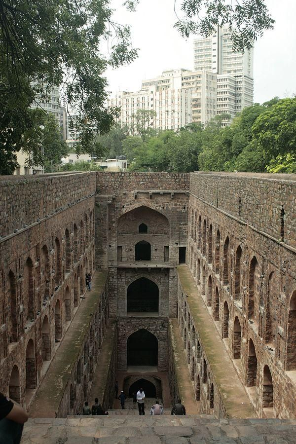 India S Ancient Stepwells Are Sunken Architectural Masterpieces Ancient Architecture Indian Architecture Ancient Buildings