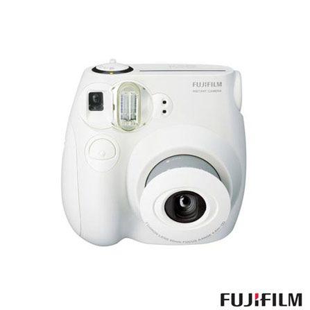 Câmera Instantânea Mini7S +Filme 20poses - fastshop.com.br