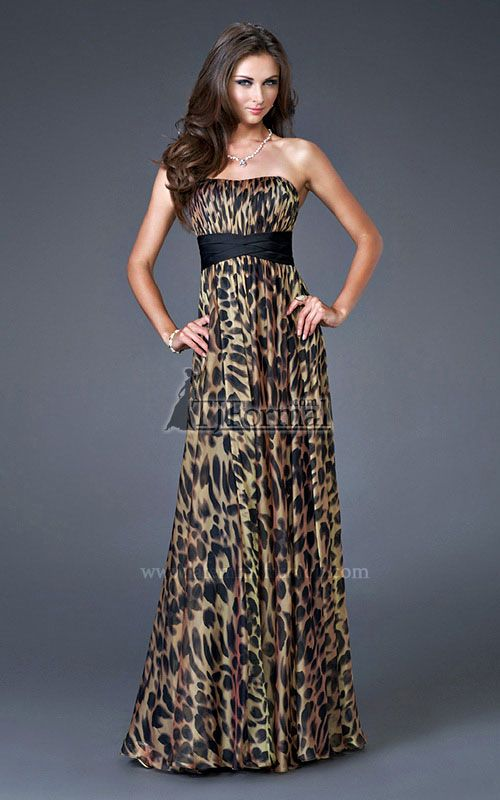 fbe2b74f69 Animal print bridesmaid dresses