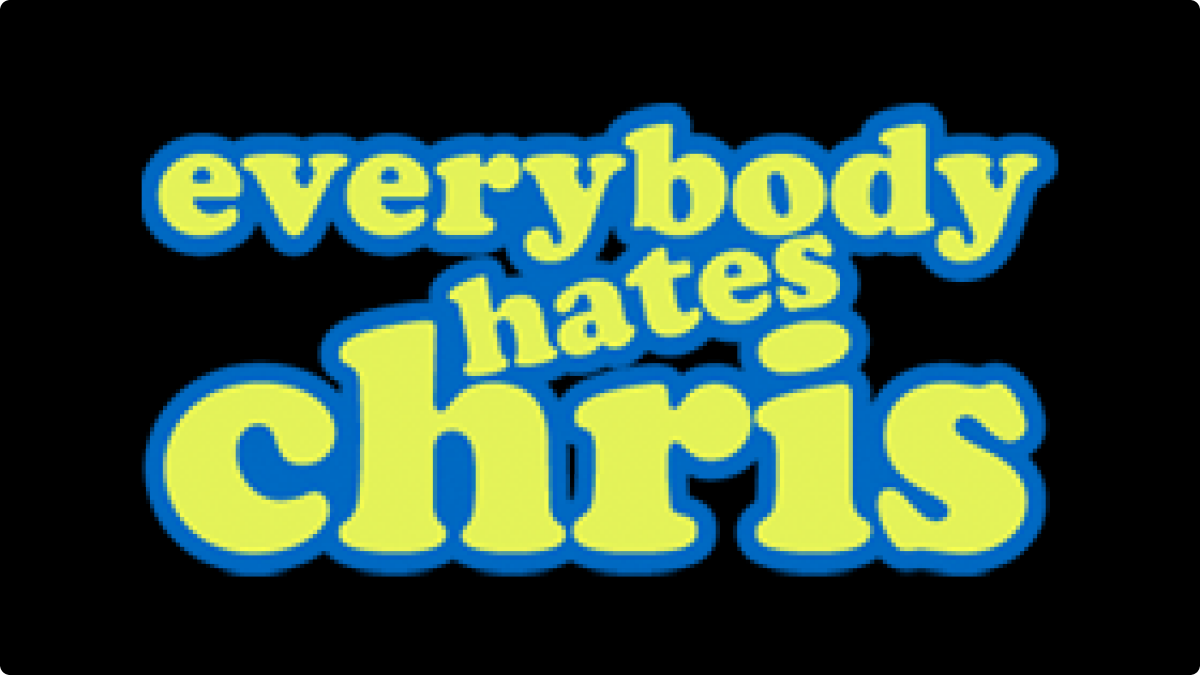 Jacqueline Mazarella Sexy Cheap everybody hates chris logo - google search | me & my country self