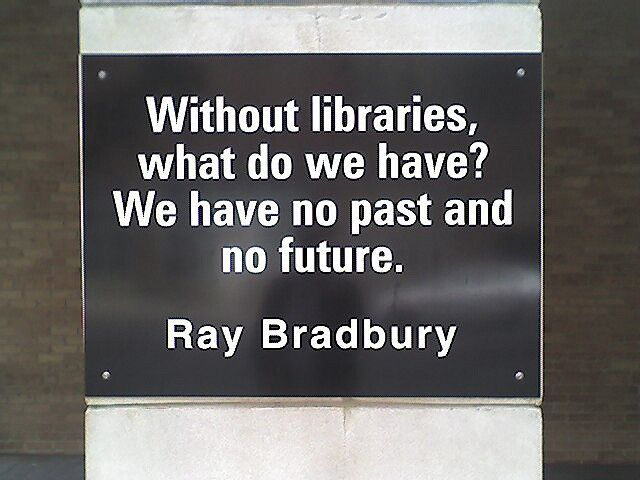 evaluating ray bradbury's writing Ray bradbury believed in writing what you know but also writing what you can imagine do not, for the vanity of intellectual publications, turn away from what you are — the material within you that makes you individual, and therefore indispensable to others.