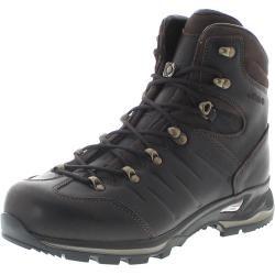 Photo of Lowa Pinto Ll Mid Espresso Men's Trekking Boots Lowa