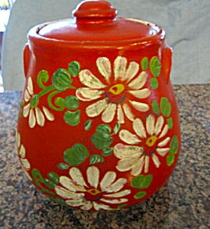Vintage Cookie Jars For Sale Uhl Pottery Cookie Jarfor Sale At More Than Mccoy On Tias At Http