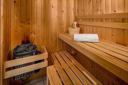 Sauna Villa Noordzee Resort Duynzicht Julianadorp