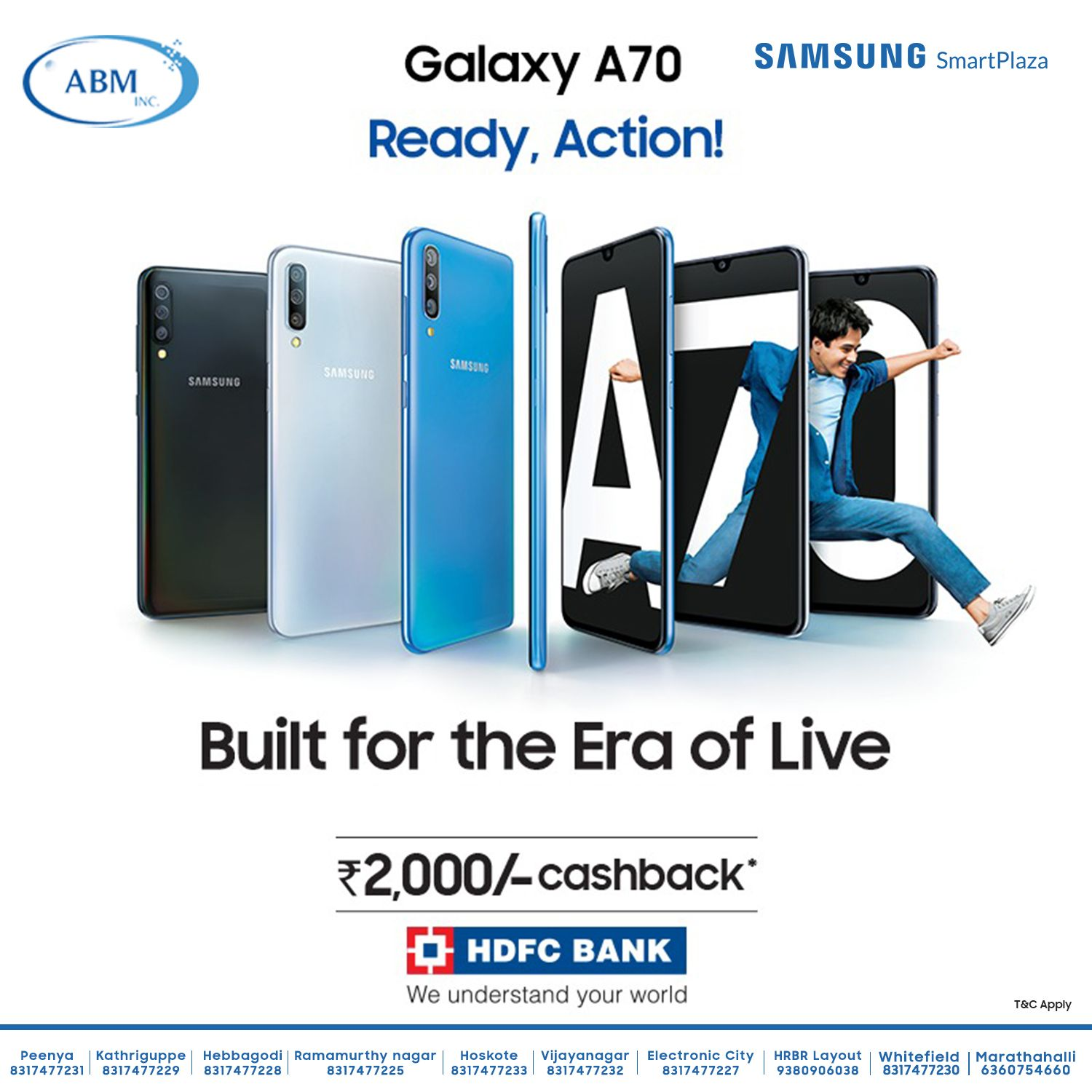 Nearest Battery Store >> Say Hello To The All New Galaxya70 It Features A 17 03cm