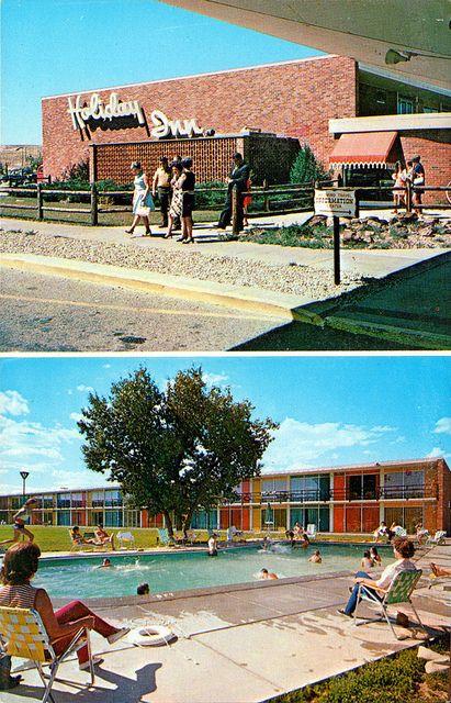 Holiday Inn Casper Wyoming By It 39 S Better Than Bad Via Flickr Retro 50 39 S 60 39 S 70 39 S
