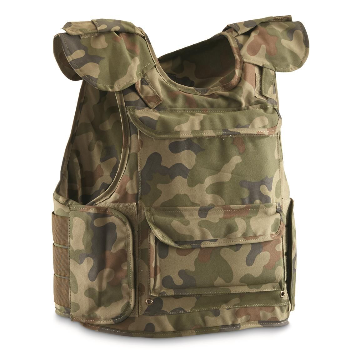 nato military surplus flak vest used in 2020 military on uninsulated camo overalls for men id=83509