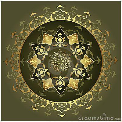 Turkish Design elegant-golden-traditional-ottoman-turkish-design-9551865 (400