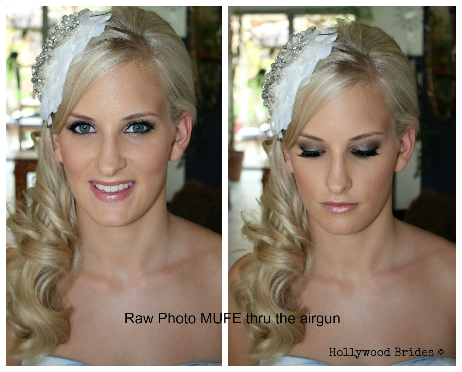 Classic Makeup by Hollywood Brides Brisbane Artistic