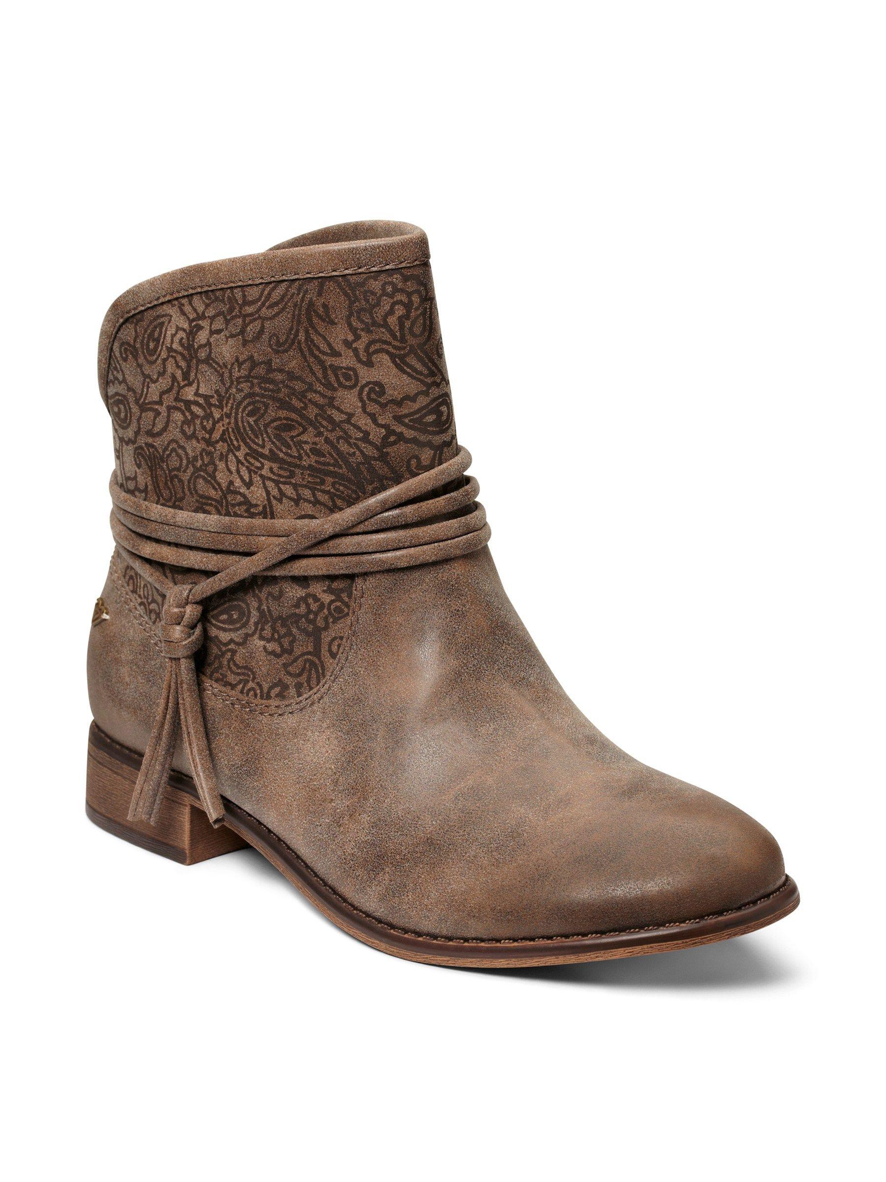9362b1fcd92 Carrington Boots - Roxy | Fashionista | Boots, Roxy boots, Slipper boots