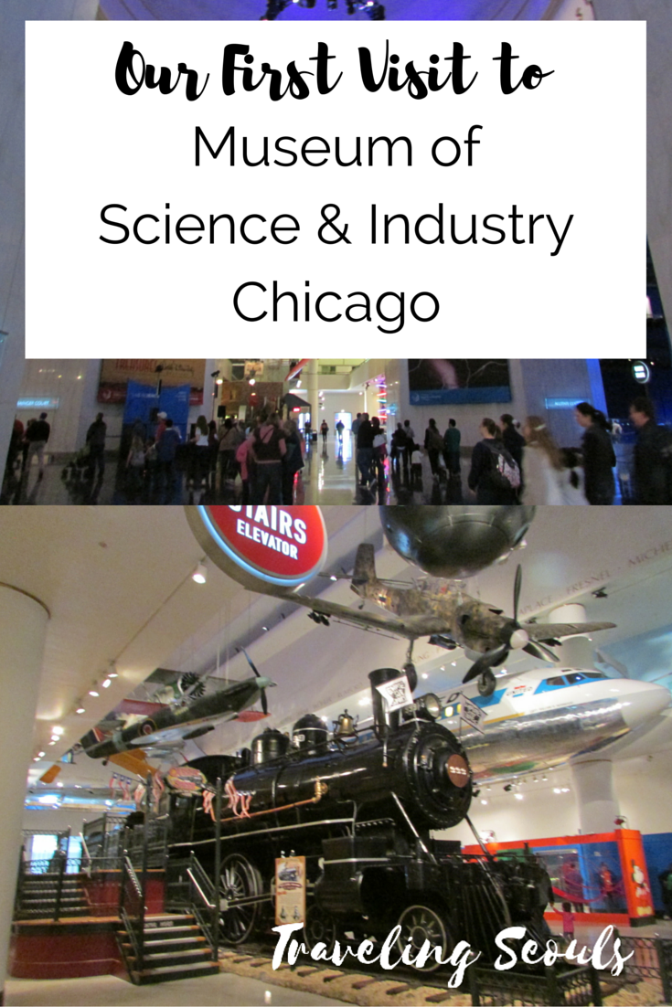 Travel Photos Of Chicago S Museum Of Science And Industry