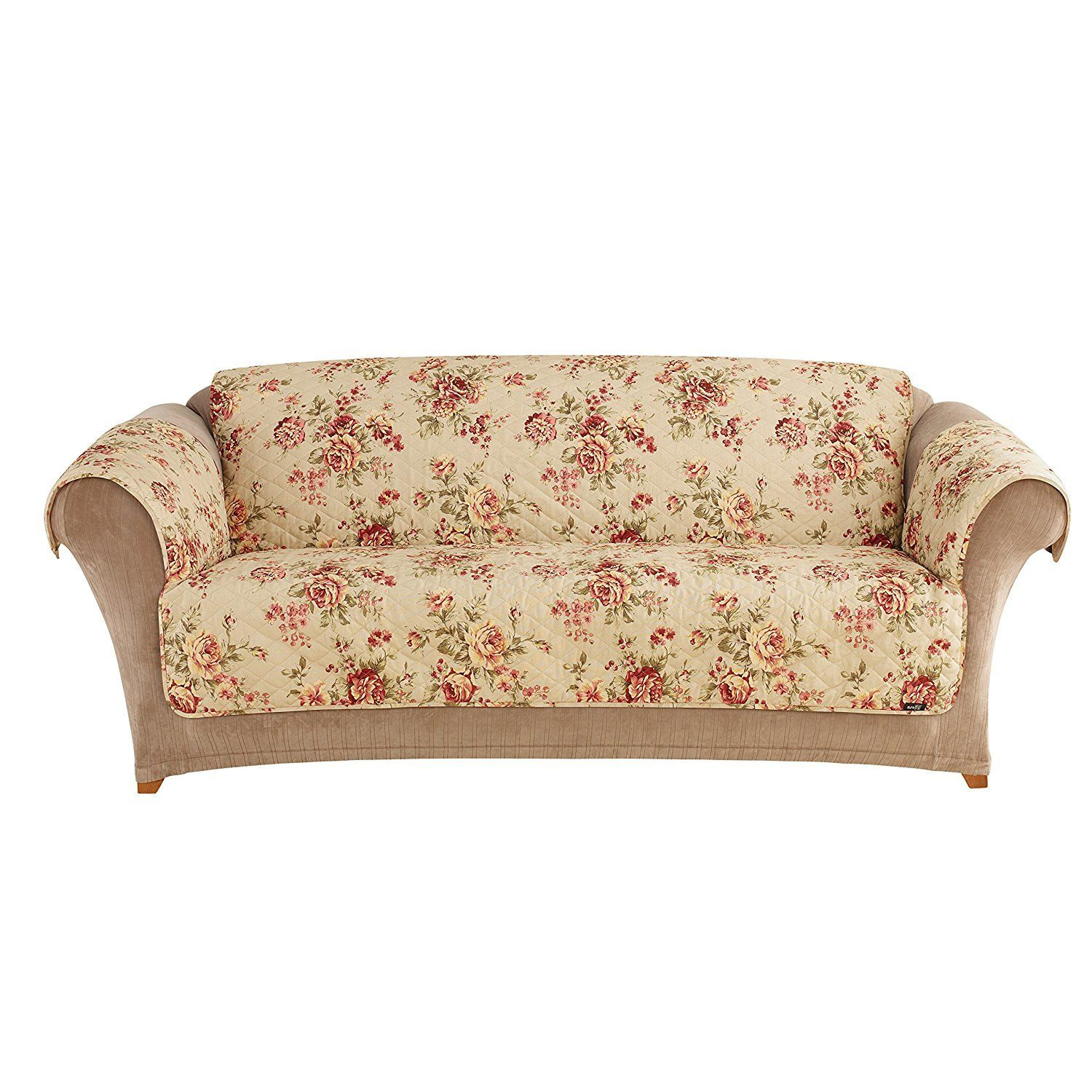 Lexington Floral Pet Sofa Pet Cover Products Pinterest