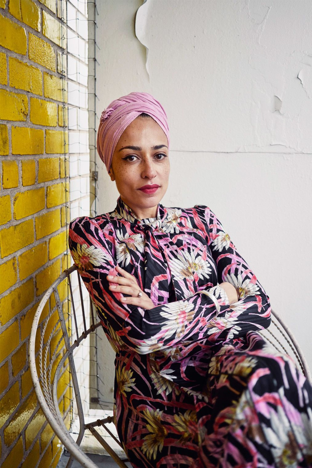 Zadie Smith on Donald Trump, Instagram and leaving behind her ...