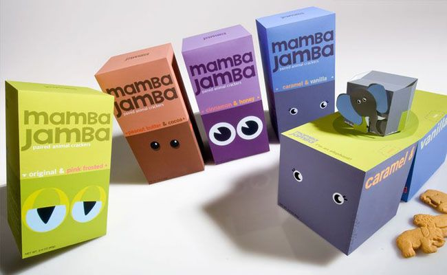 Mambajamba on Packaging of the World - Creative Package Design Gallery
