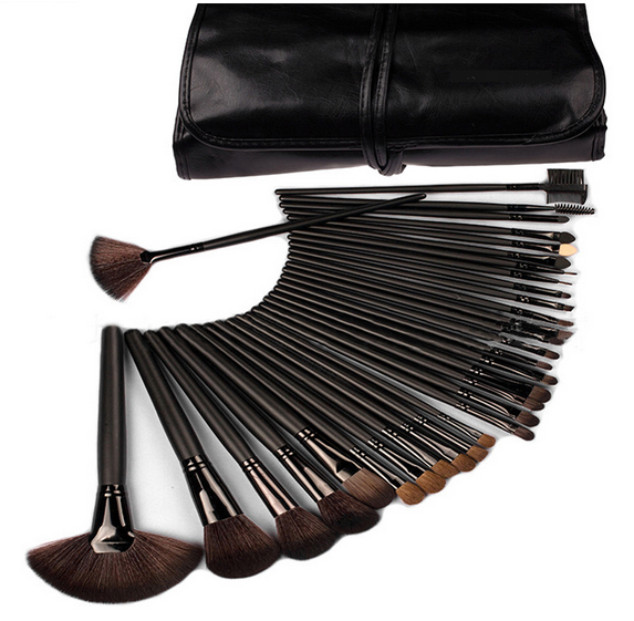 Photo of Fashionable woman makeup brush set from Asian Cute {Kawaii Clothing}