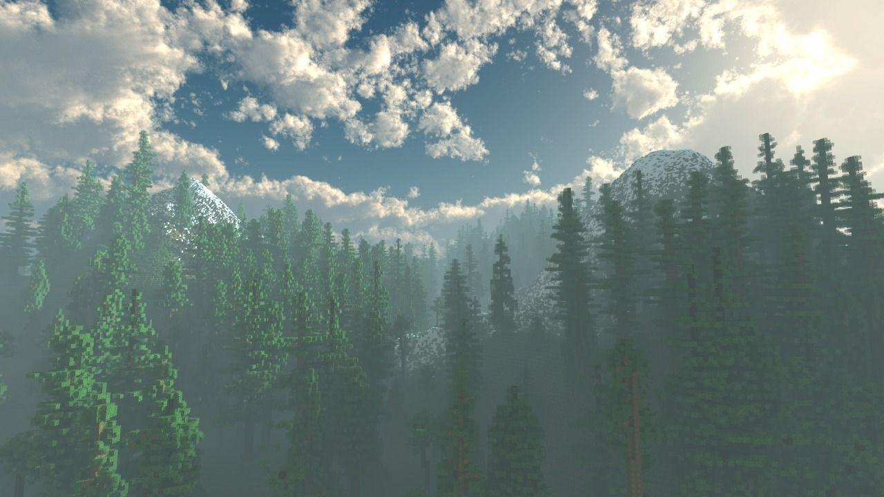 Minecraft Scenery 1280x720 Tous Nos Wallpapers En