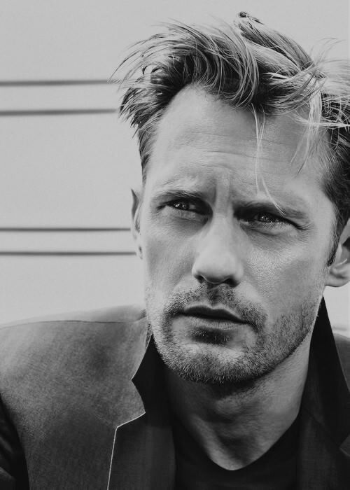 Alexander Skarsgård photographed by Nathaniel Goldberg for Dior Magazine (Winter 2016)