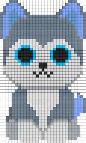 картинки по запросу Pixel Art Animaux Tracy And Raehael