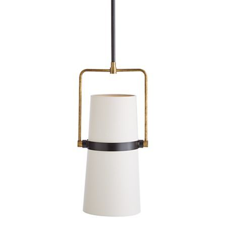 Riston Adjustable Pendant Light + Reviews   Crate and ... on Riston Floor Lamp  id=75599