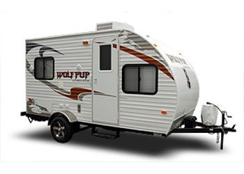 2013 16 Wolf Pup Travel Trailer Vehicle Information Vehicle Type