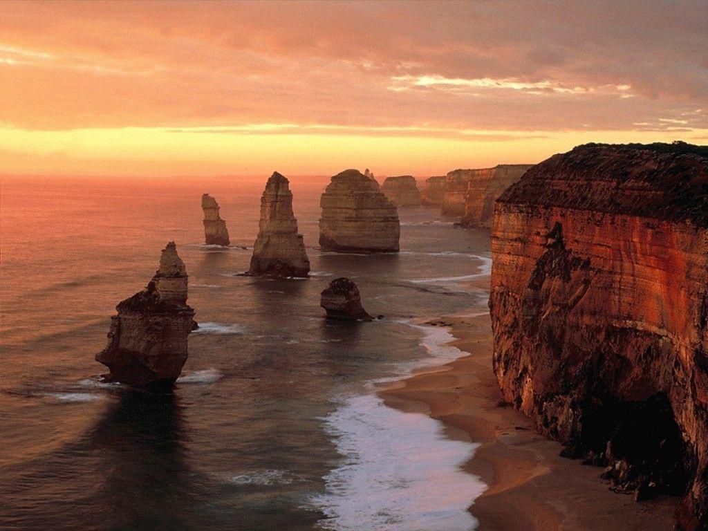 Fondo de pantalla de los acantilados de perth australia - Paisajes de australia ...