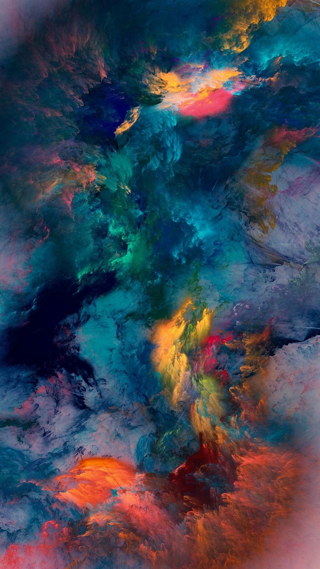 59+ Color Explosion Wallpapers on WallpaperPlay in 2020 ...