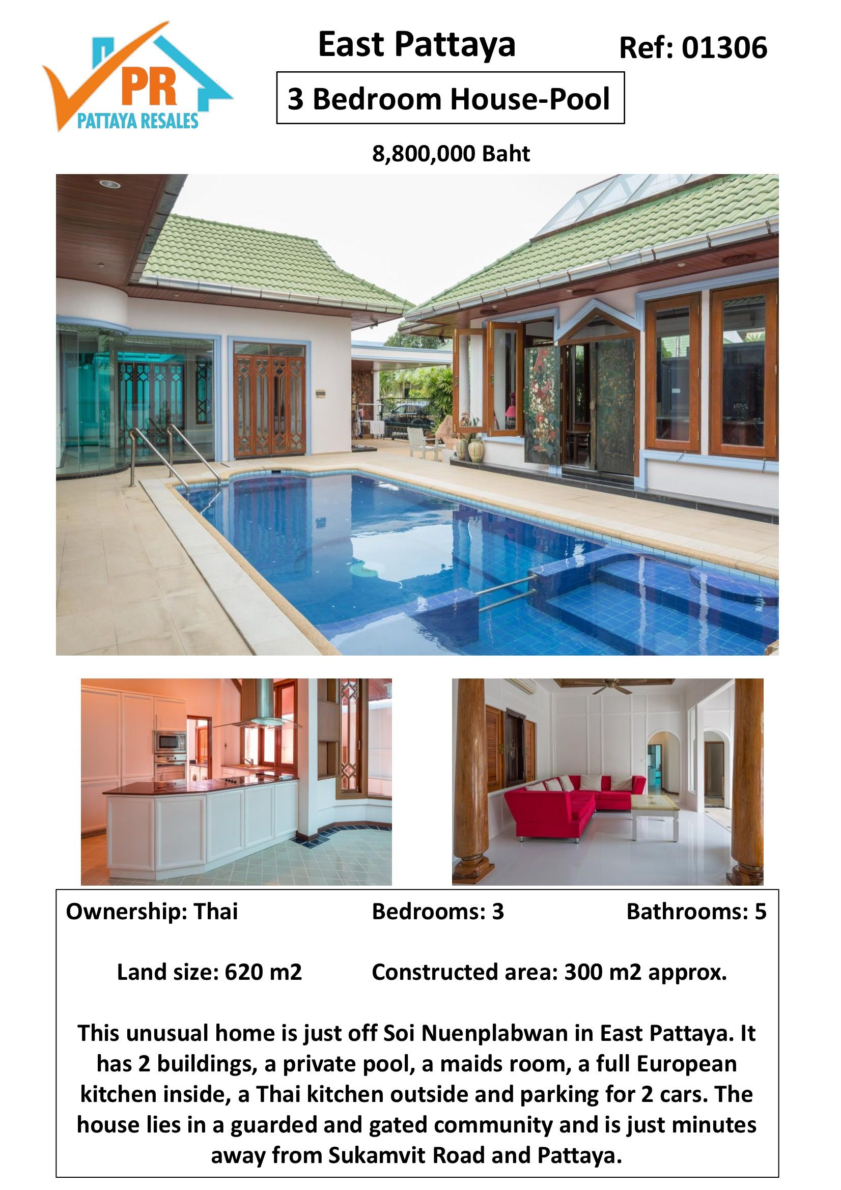 For more details or to view, please contact us quoting the reference ...
