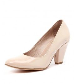 Classic Nude Patent from Django & Juliette