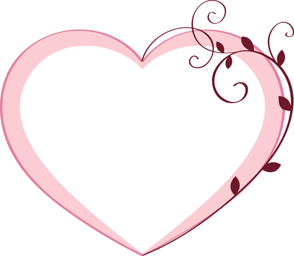 20 free clip art designs for valentine s day clip art rh pinterest com free clipart heart borders free clipart hearts and flowers