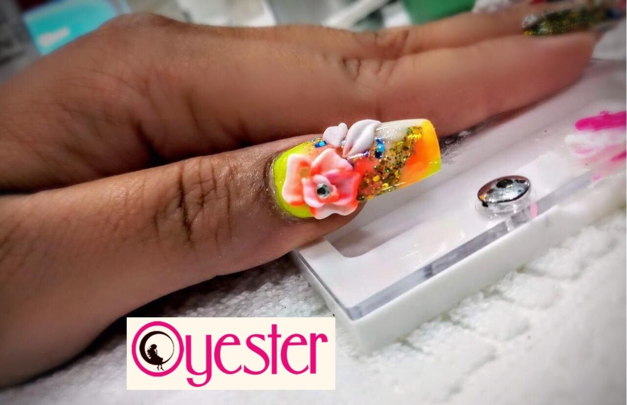 Nail Art and Nail Extension Courses and Services Nail