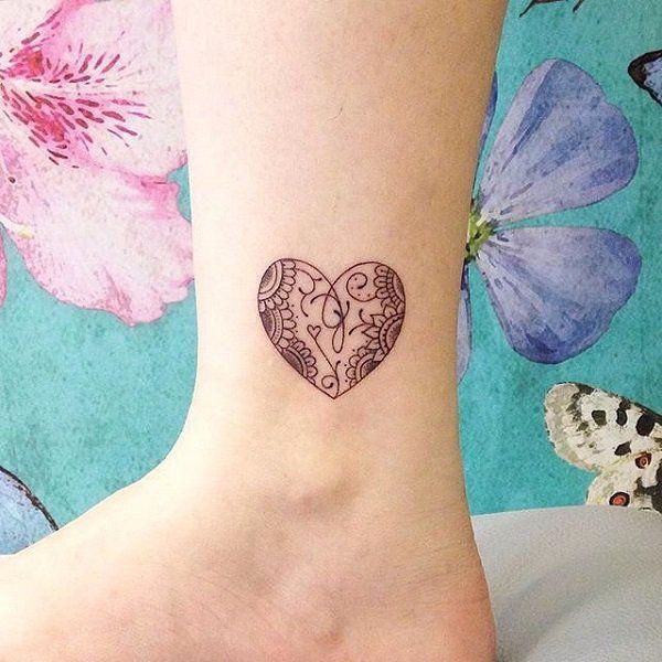 35 Tatuajes Pequeños Que Tienen Enormes Significados Tatuajes