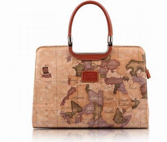 Top handle satchel bag world map design pinterest top handle satchel bag world map design gumiabroncs Image collections