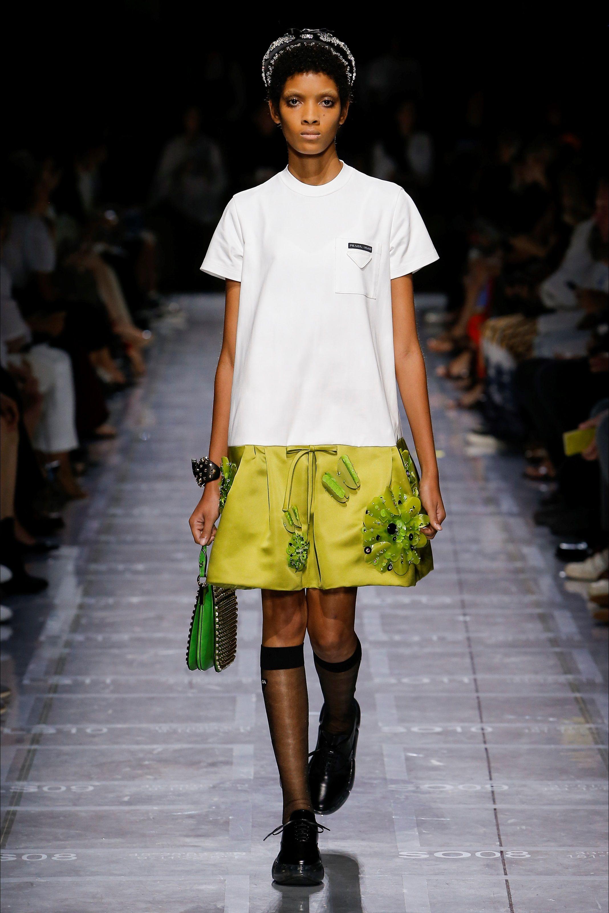 26fd36d2332a Sfilata Prada Milano - Collezioni Primavera Estate 2019 - Vogue