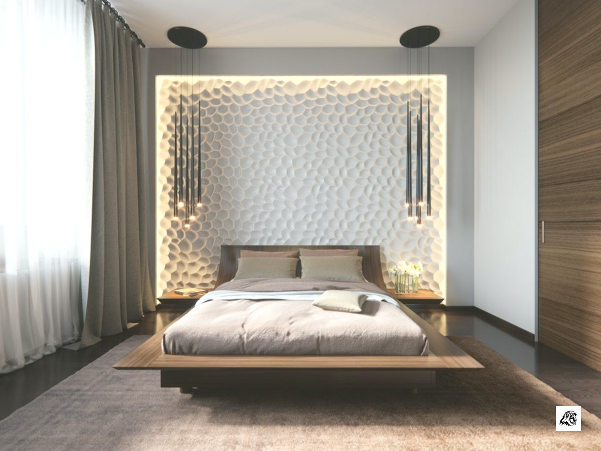 Bedroom Bed Back Side Design Modern Design For House In