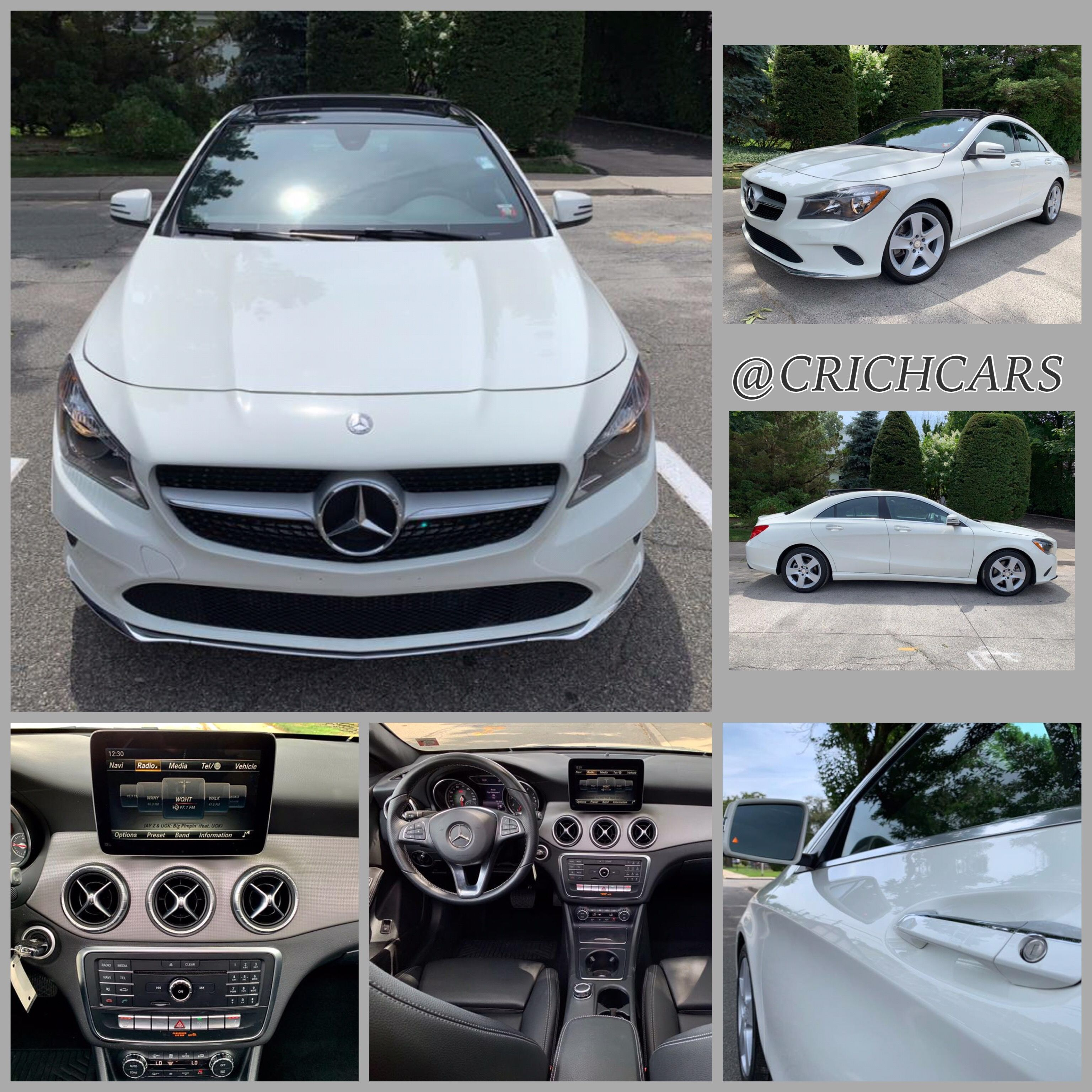 2018 Mercedes-Benz CLA-Class CLA 250 4MATIC Coupe 4K MILES