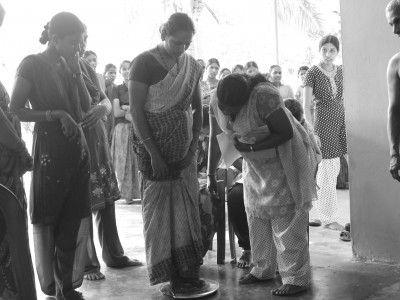 Free Women's checkup on Women's Day at SwaSwara. Gokarna, Karnataka, India
