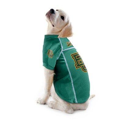 online store bdbf8 337e9 Baylor Bears Little Earth Pet Football Jersey - XL ...