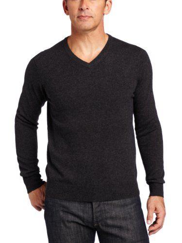 Williams Cashmere Mens 100/% Cashmere Big-Tall Crew Neck Sweater