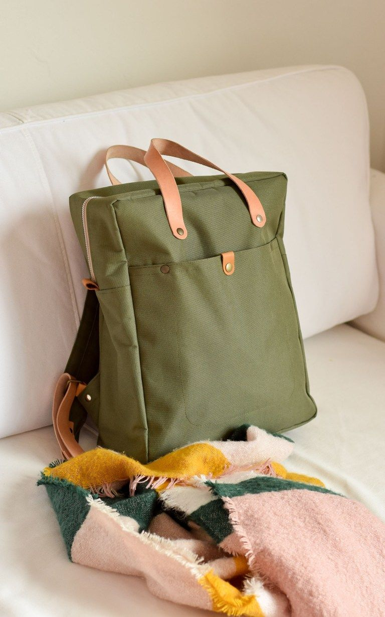 Making Pattern De Van – By Backpack Noodlehead Made Zuster A 3lJTK1cF