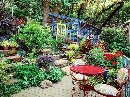 My Dream Outdoor Spaces : theBERRY
