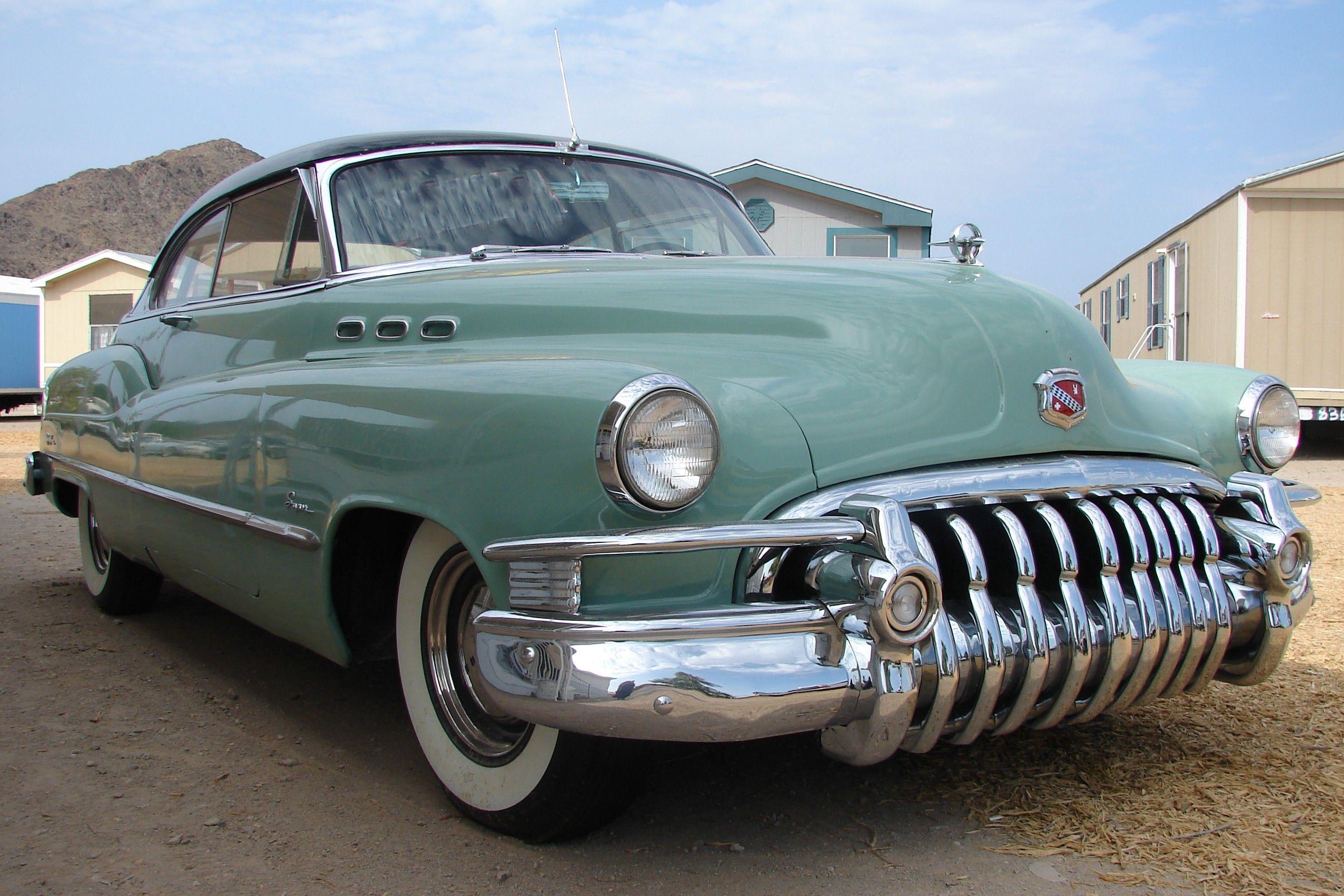 1950 Buick Super Coupe Cool Automobiles Pinterest
