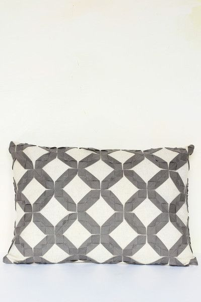 ORIGAMI CUSHION CRAFTED