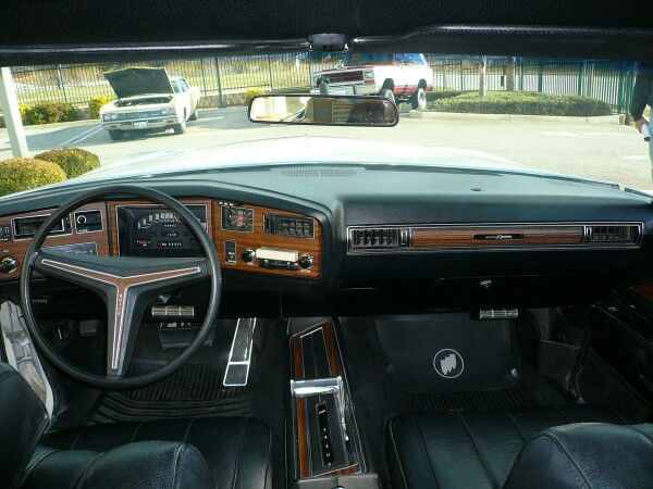 1973 Buick Riviera Dashboard Buick Riviera Buick Best Classic Cars