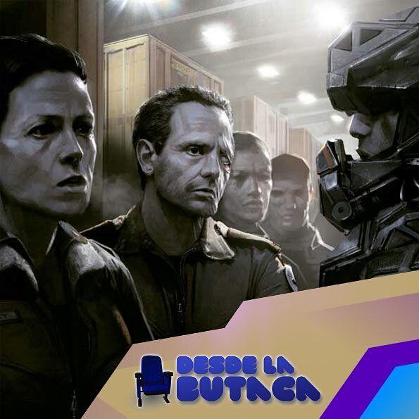 Nueva imagen conceptual de la película #Alien5 publicada por Neill Blomkamp quien continuación como director. #DLB #DesdeLaButaca Lee más al respecto en http://ift.tt/1hWgTZH Lo mejor del Cine lo disfrutas #DesdeLaButaca Siguenos en redes sociales como @DesdeLaButacaVe #movie #cine #pelicula #cinema #news #trailer #video #desdelabutaca #dlb