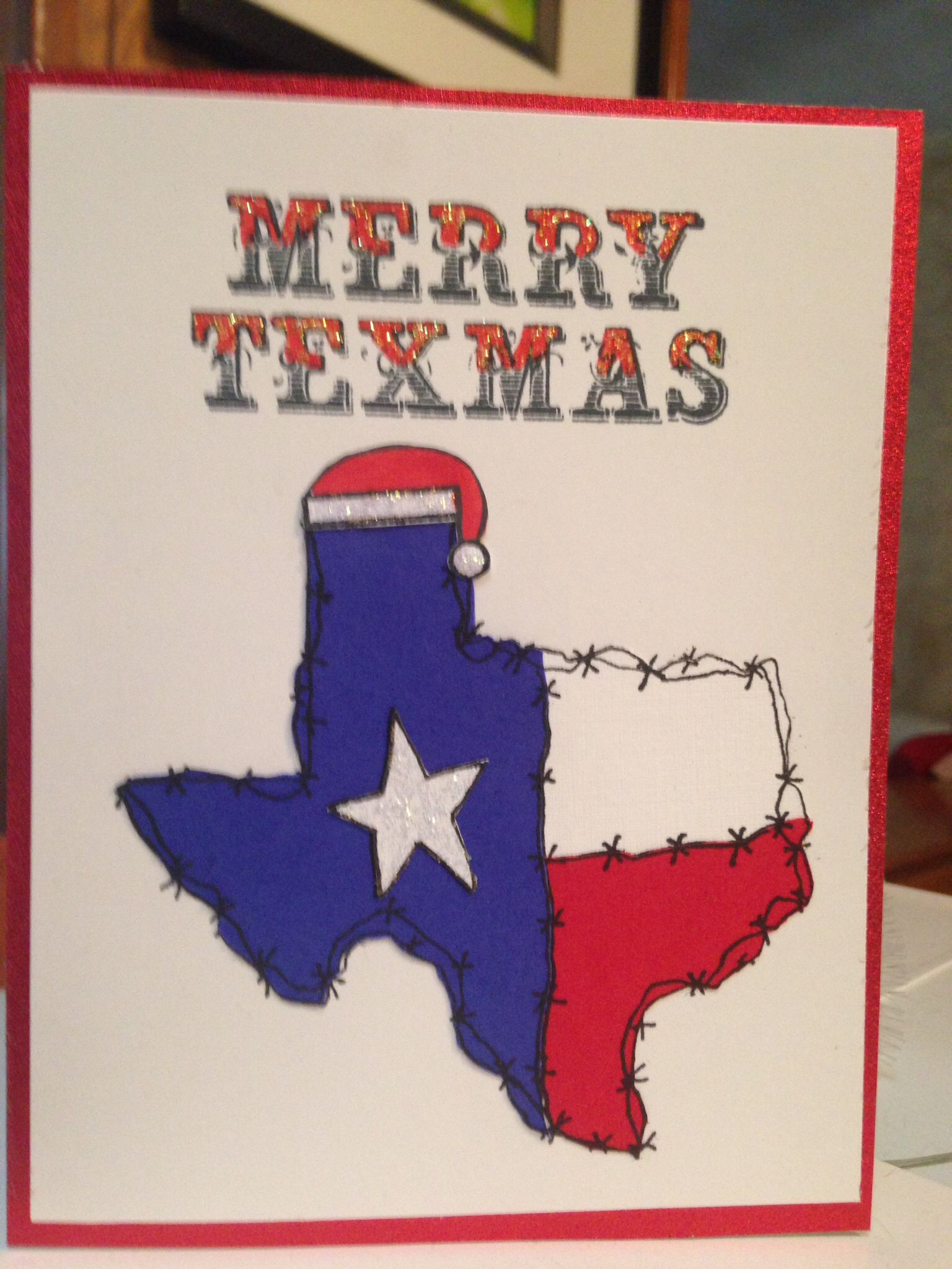 Our state is so cool that we have our own CHRISTMAS CARDS! | Texas ...