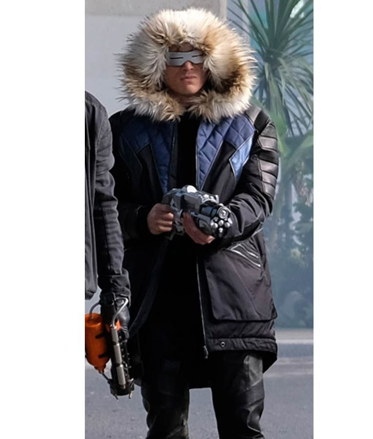 64067040 Crisis On Earth X Citizen Cold Parka Jacket in 2019 | Christmas Sale ...